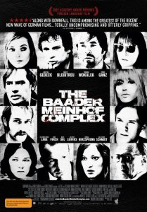 Der Baader Meinhof Komplex International Poster