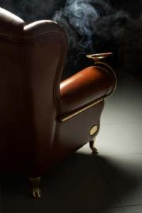 the armchair