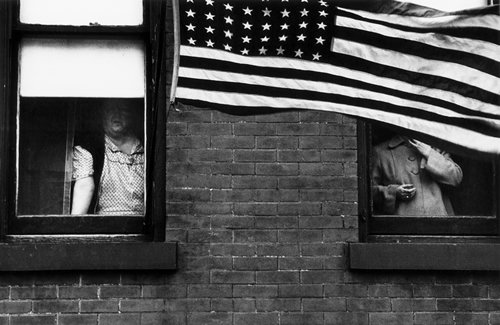 The Americans: Parade — Hoboken, New Jersey (1955)