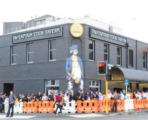 Captain Cook Tavern, Dunedin