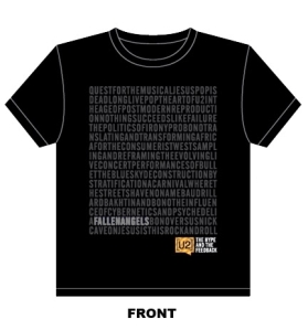 U2 Conference T-shirt