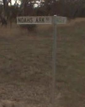 Noah's Ark Road, Ararat, Victoria, Australia